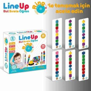 Line Up Ring - Circle Toys